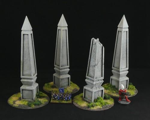 [Flogus] Mes décors, special-10mm ou juste 10mm-friendly Decors_obelisques_1_mini
